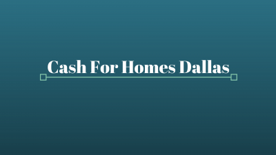 Cash For Homes Dallas