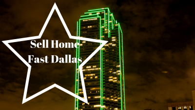 Sell Home Fast Dallas