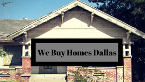 We Buy Homes Dallas