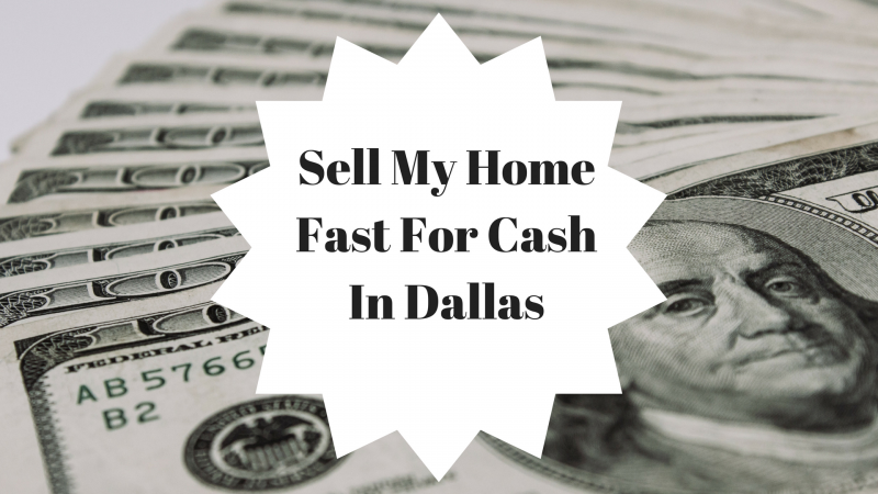 dallas Sell My Home Fast For Cash
