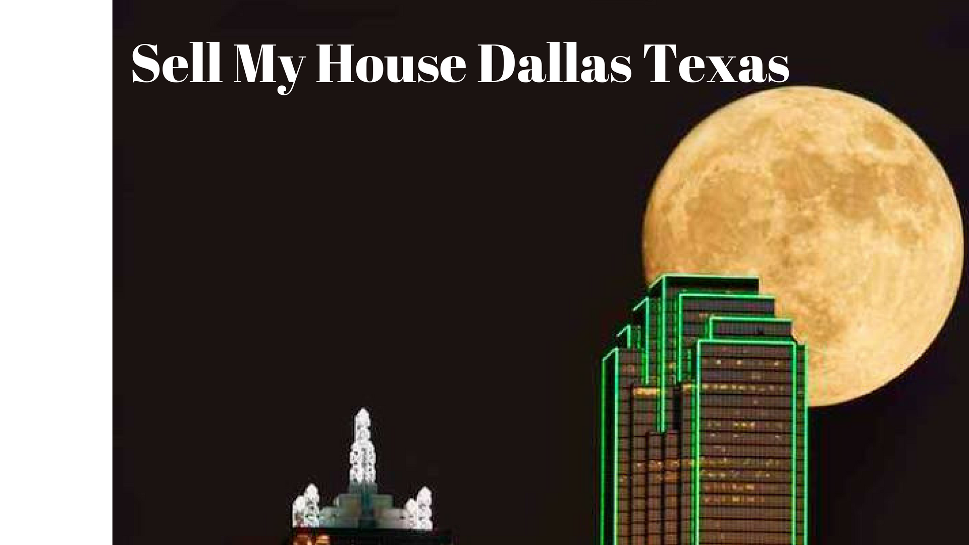 Sell my house quickly sell my house fast mesquite archives for Buy house in dallas texas