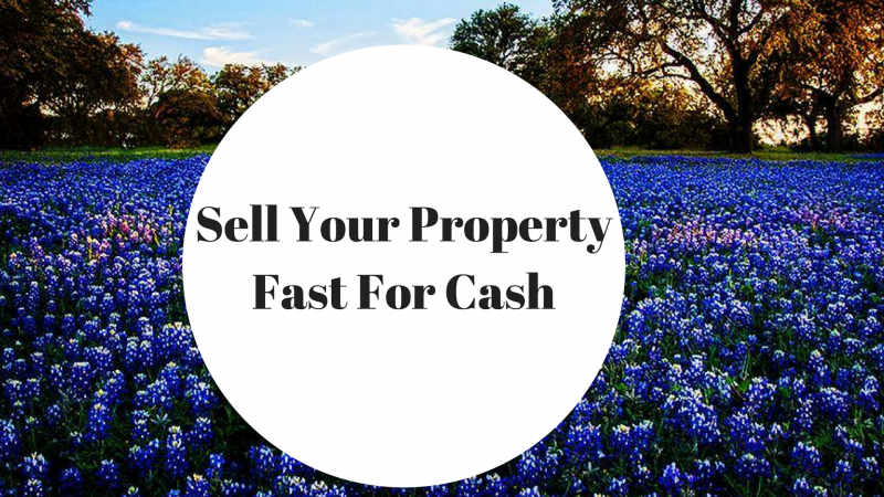 Sell Your Property Fast For Cash