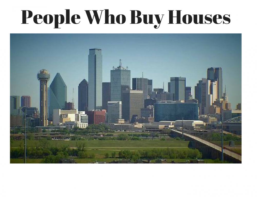 People Who Buy Houses