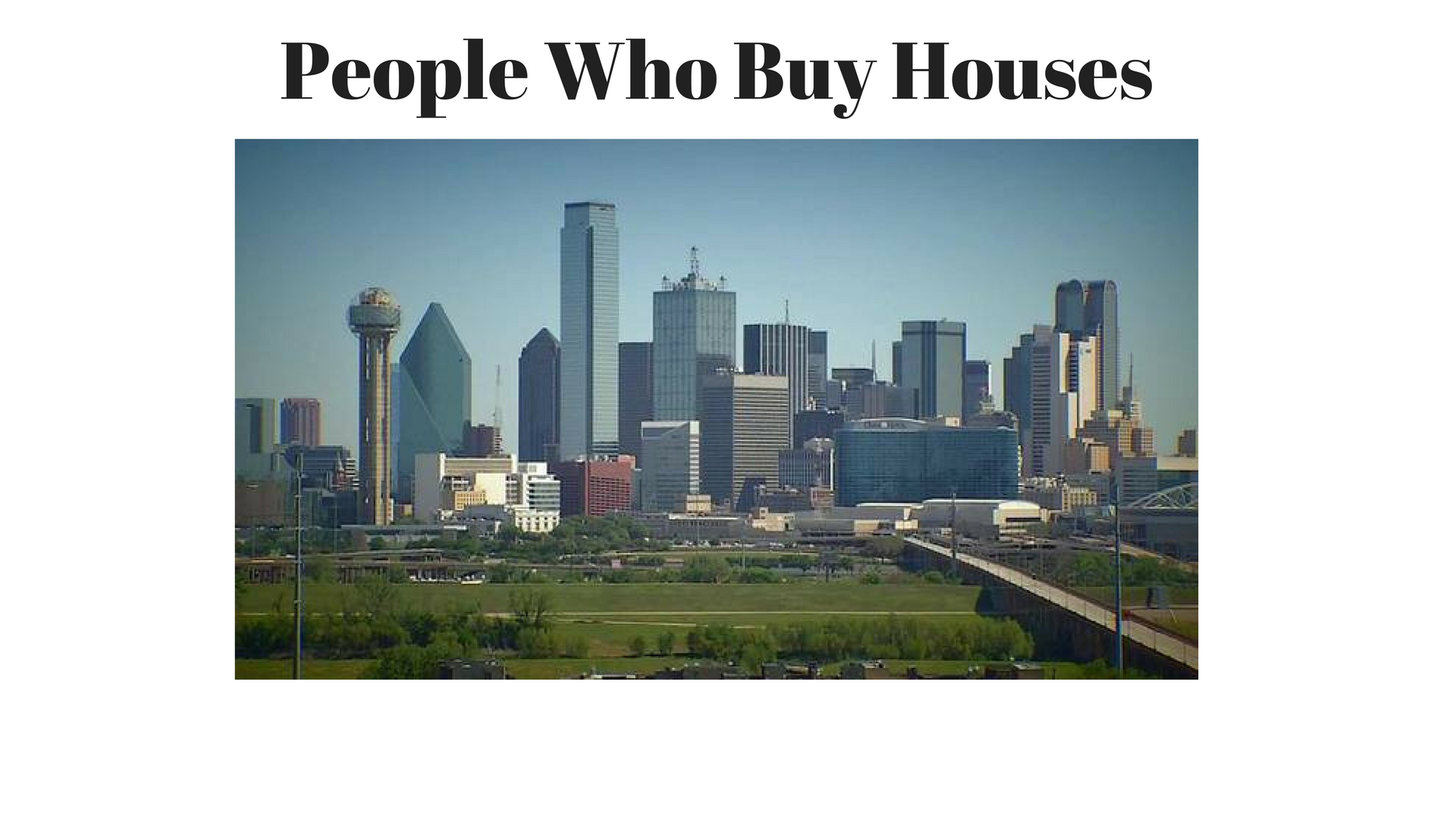 People who buy dallas houses archives we buy houses for Buy house in dallas texas