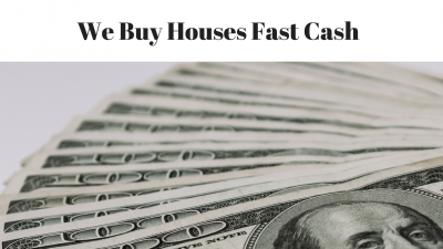 We Buy Houses Fast Cash