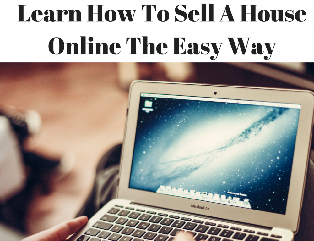 How To Sell A House Online