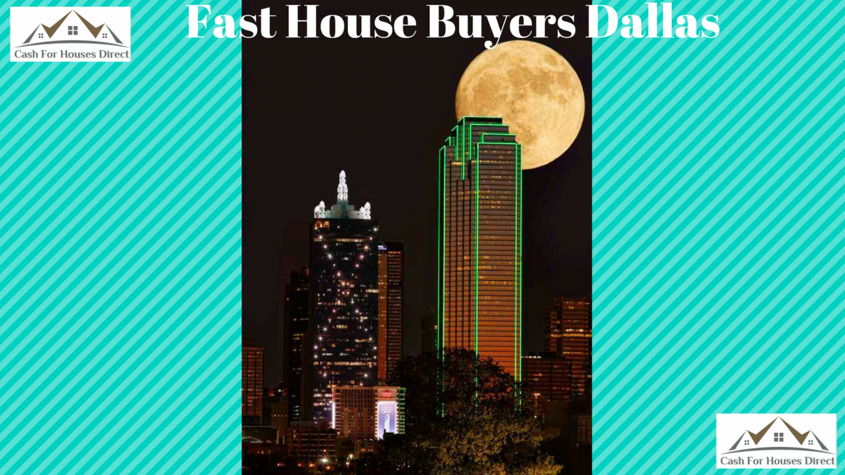 Fast House Buyers Dallas