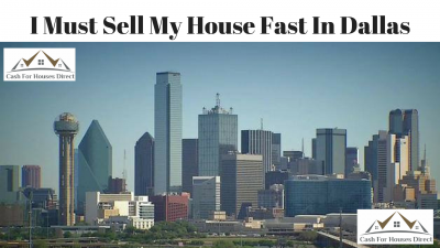 I Must Sell My House Fast In Dallas
