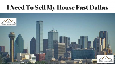 I Need To Sell My House Fast Dallas