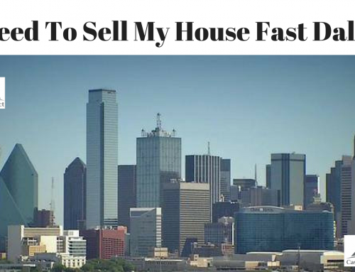 Need To Sell My House Fast Dallas