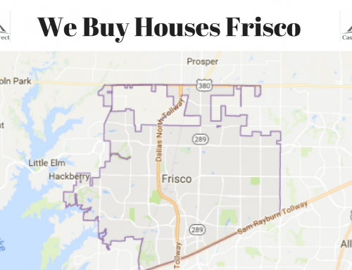 We Buy Houses Frisco