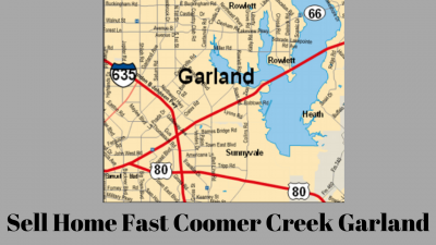 Sell Home Fast Coomer Creek Garland