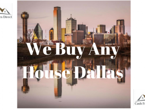 We Buy Any House Dallas