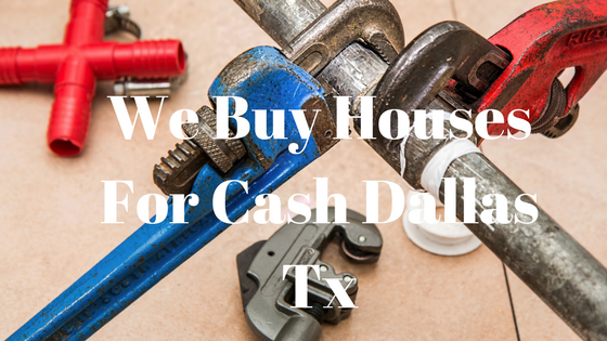 We Buy Houses For Cash Dallas Tx